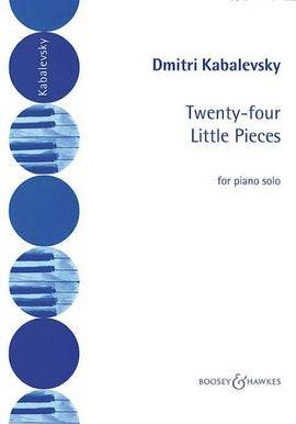 Kabalevsky 24 Little Pieces Op. 39 Boosey and Hawkes A Little Scherzo Initial ABRSM