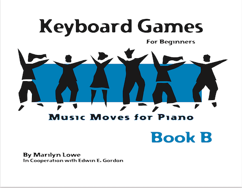 Music Moves for Piano Keyboard Games Book B  G-7217