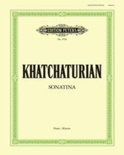 Khachaturian Sonatina in C  Grade 7 Allegro 1st movt from Sonatina in C Op.60