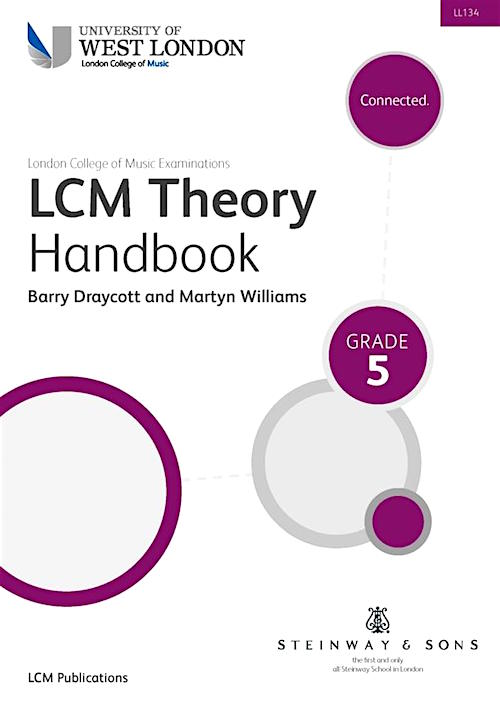 LCM Theory Handbook Grade 5 London College of Music LL134