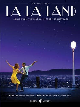 La La Land Motion Picture Soundtrack Selections Piano Vocal Guitar (PVG)