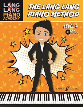 Lang Lang Piano Method Level 4  Tutor Book 0571539149