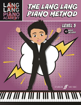 Lang Lang Piano Method Level 5 0571539157
