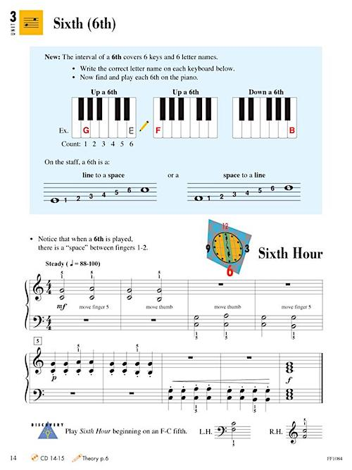 Piano Adventures Lesson Book Level 2B HL00420177