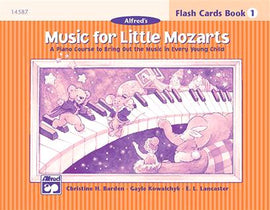 Music For Little Mozarts Flashcards Level 1 9780739010204