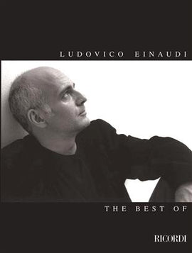 The Best of Ludovico Einaudi Piano Music Book 9790215106598