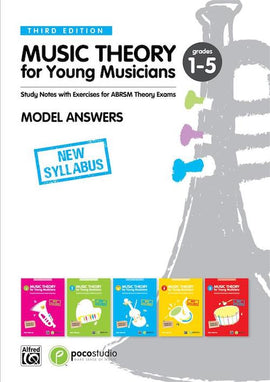 Music Theory for Young Musicians Model Answers