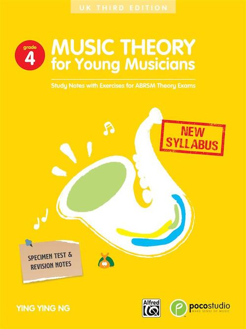 Music Theory for Young Musicians Grade 4 3rd Edition Poco Studio
