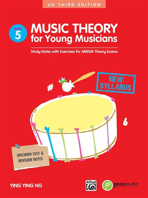 Music Theory for Young Musicians Grade 5 3rd Edition Poco Studio