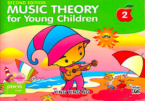 Music Theory for Young Children Book 2 2nd Edition Poco Studio