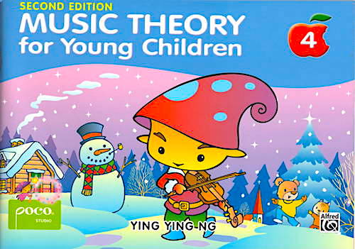 Music Theory for Young Children Book 4 2nd Edition Poco Studio