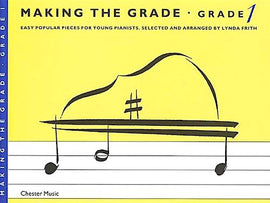 Making The Grade Grade One Chester Music Piano Book