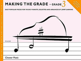Making The Grade Grade Three Chester Music Piano Book