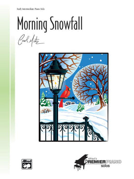 Morning Snowfall Carol Matz Piano Sheet Music 22493
