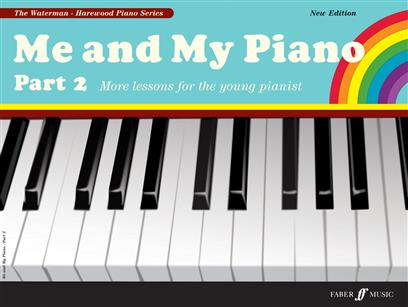Me & My Piano Part 2 More Lessons For The Young Pianist 9780571532018