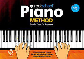 Rockschool Piano Method Book 2 with Audio Online RSK200120