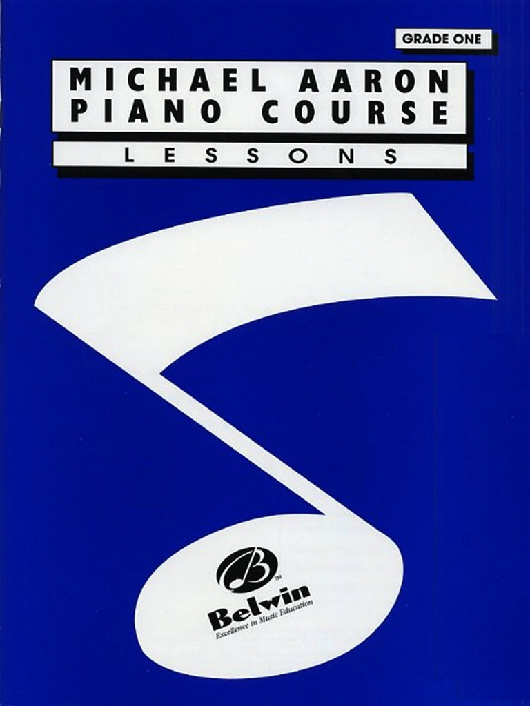 Michael Aaron Piano Course Lessons Grade 1 11001A