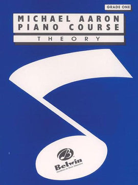 Michael Aaron Piano Course Theory Grade 1  11001TH