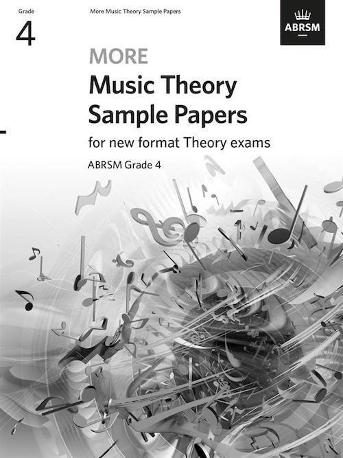 More Music Theory Sample Papers - Grade 4 ABRSM New Format Theory Exams