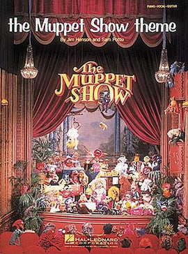 The Muppet Show Theme Henson and Pottle Piano Sheet Music HL00354522