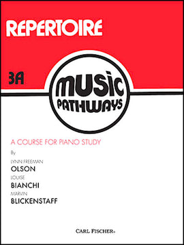 Music Pathways Repertoire Level 3A  Gurlitt Dance Turk Arioso Initial Grade 1