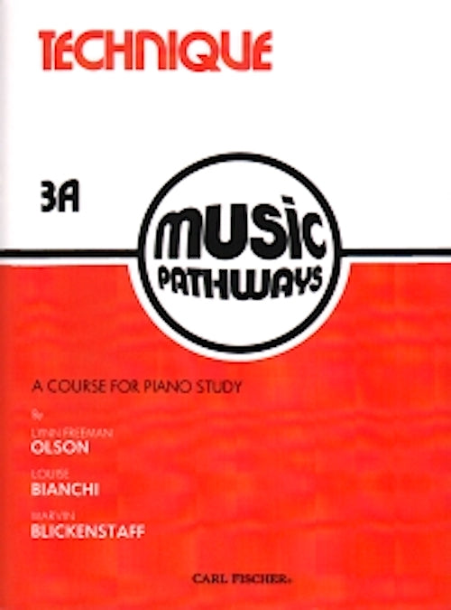 Music Pathways Technique Level 3A