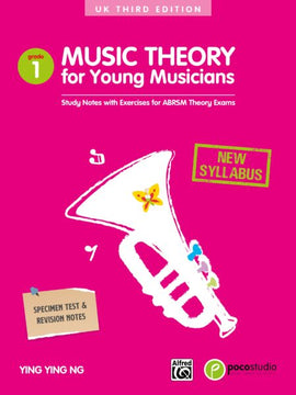 Music Theory for Young Musicians Grade 1 3rd Edition Poco Studio
