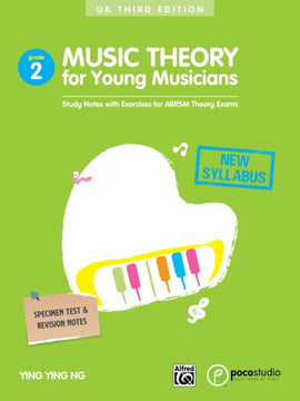 Music Theory for Young Musicians Grade 2 3rd Edition Poco Studio