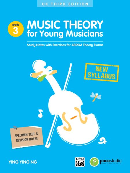 Music Theory for Young Musicians Grade 3 3rd Edition Poco Studio