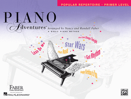 Piano Adventures Popular Repertoire Primer Level 9781616772567