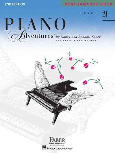 Piano Adventures Performance Book Level 2A 9781616770839
