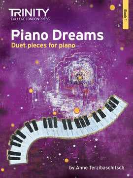 Piano Dreams Duet Pieces for the piano Trinity Book 1  9780857364906