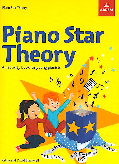 Piano Star Theory ABRSM Blackwell  9781786012272