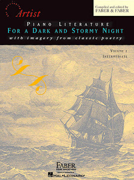 Piano Literature for a Dark and Stormy Night Vol.1 Grade 4 Study in A minor Heller