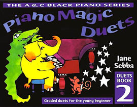 Piano Magic Duets Book 2 Jane Sebba Latin Laughter Duet ABRSM Grade 1