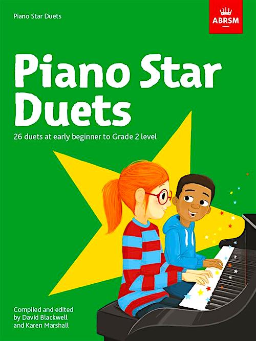 Piano Star Duets ABRSM Blackwell & Marshall 9781786013378