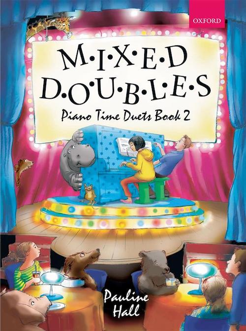 Mixed Doubles Piano Time Duets Book 2 Courante Elsie Wells Grade 1 ABRSM