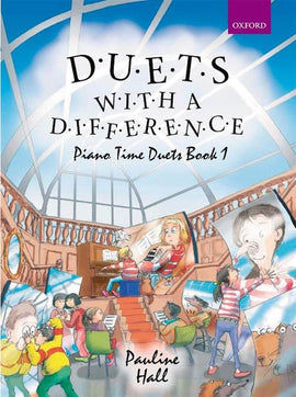 Duets with a Difference Piano Time Duets Book 1 Donkey Ride Initial Grade ABRSM