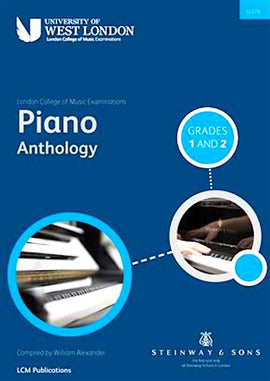 LCM Piano Anthology 2013 Grades 1 and 2 9790570121502