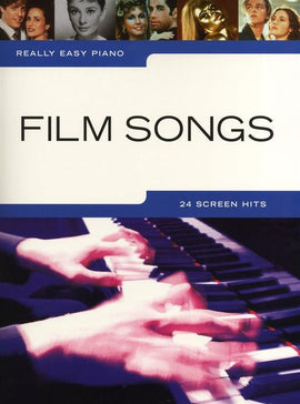 Really Easy Piano Film Songs 24 Screen Hits