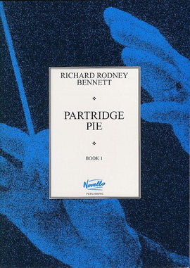Partridge Pie Book 1 for Piano R.R.Bennett Novello 12 Days of Christmas