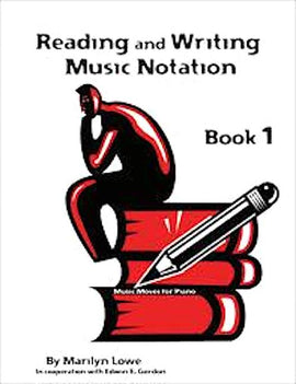 Music Moves for Piano Reading and Writing Book 1 GIA7891