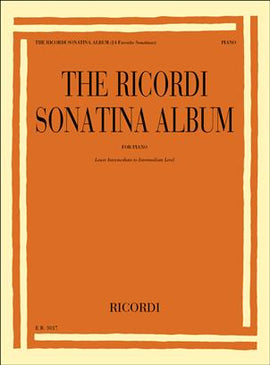 The Ricordi Sonatina Album 9781480387027 Diabelli Grade 2 Alternative Piece