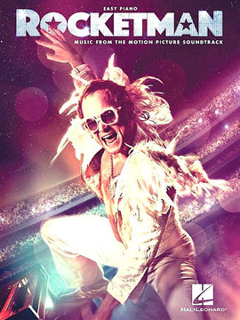 Rocketman Elton John Easy Piano Songbook Film Soundtrack