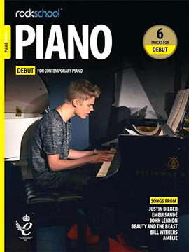 Rockschool Piano Debut 2019  9781789360455