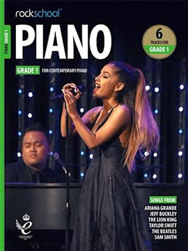 Rockschool Piano Grade 1  2019  9781789360462