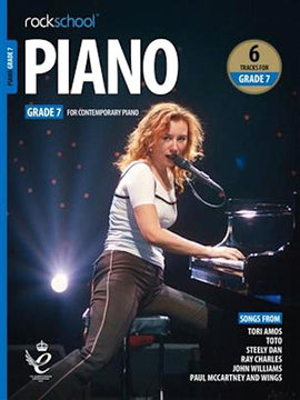 Rockschool Piano Grade 7 2019  9781789360523
