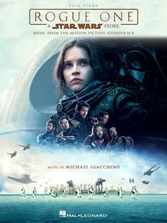 Rogue One A Star Wars Story Music from the Motion Picture Soundtrack Easy Piano