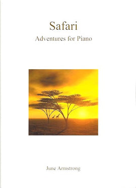 Safari June Armstrong Adventures for Piano 9790900235015