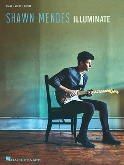 Shawn Mendes Illuminate  Piano Vocal Guitar Songbook